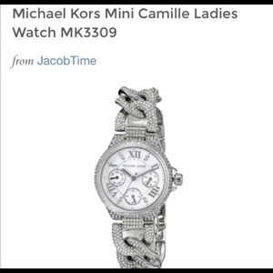 Mini Camille Michael Kors Watch